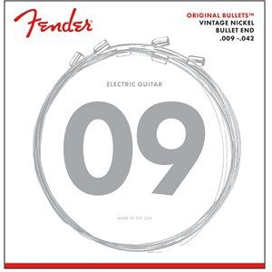 FENDER - 3150 ORIGINAL BULLETS - PURE NICKEL BULLET ENDS