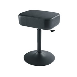 K&M - 14093 - Piano stool - Black