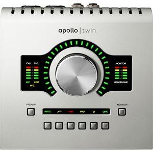UNIVERSAL AUDIO - Apollo Twin DUO USB3 - Audio Interface