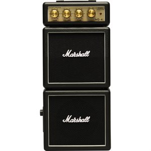MARSHALL - MS-4 - BLACK