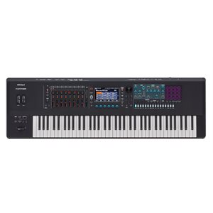ROLAND - Fantom 7 - 76-Key Synthesizer / Workstation Keyboard
