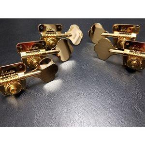 SCHALLER - SCH5495 - Bass-Machine Head - BM5FG 3 / 2 - Or