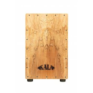 KALA - KP-CAJON-SPMAPLE - SPALTED MAPLE CAJON