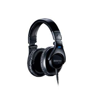 SHURE - SRH440-BK - Écouteurs professionnels de studio - noir