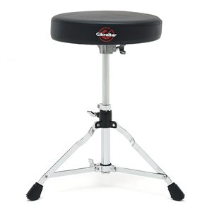 GIBRALTAR - 5608 - Round Vinyl Throne