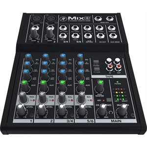 MACKIE - MIX Series 8 Channel Mixer