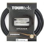 SAMSON - TSQ30 - Tourtek 1 / 4-inch Speaker Cable - 30-ft
