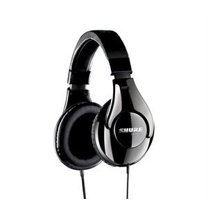 SHURE - SRH240A-BK - Écouteurs professionnels de studio - noir