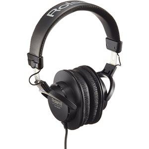 ROLAND - RH-200 Stereo Monitor Headphones