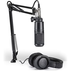 AUDIO TECHNICA - AT2020 PACK STUDIO