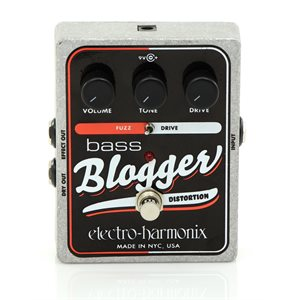 Electro-Harmonix - Bass Blogger - Distortion / Overdrive