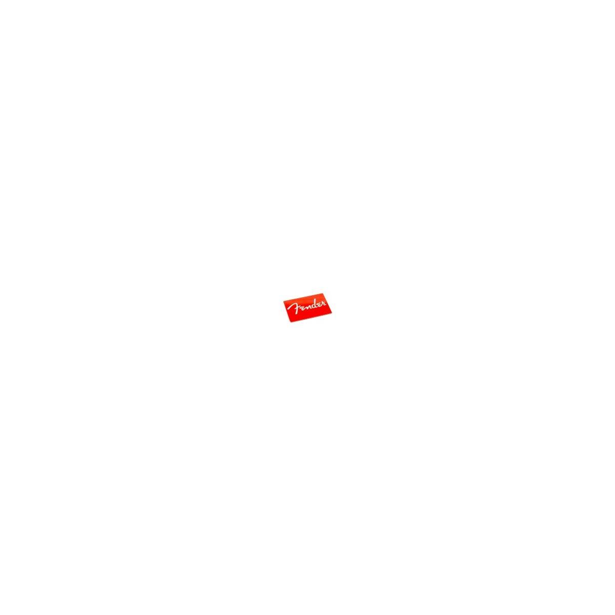 FENDER - aimant avec logo fender rouge