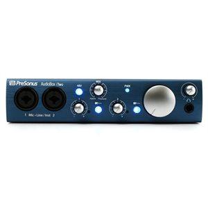 PRESONUS - AUDIOBOX-ITWO - The USB / iPad Audio Interface for Mobile Producers