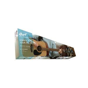 CORT - Trailblazer Pack - acoustic guitar starter pack