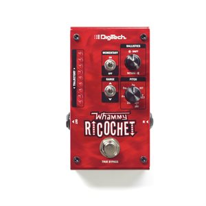 DIGITECH - WHAMMY RICOCHET - Pitch Shift Pedal