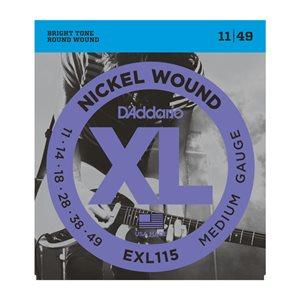 D'ADDARIO - EXL115