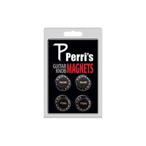 PERRI'S - Knob Fridge Magnets - black