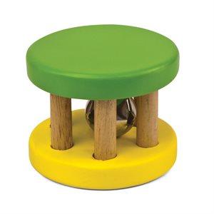 GREEN TONES - Rattle Roller