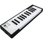 ARTURIA - MicroLab MIDI Controller - 25 Key - Black