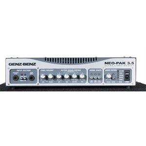 GENZ BENZ - NEOPARK3-5 - Bass Amp