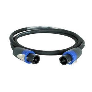 DIGIFLEX - NLN4 Tour Series NL4 speakON 14 / 2 Cables - Neutrik - 3ft