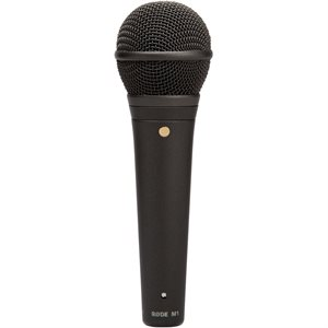 RODE - M1 - LIVE Cardioid MICROPHONE
