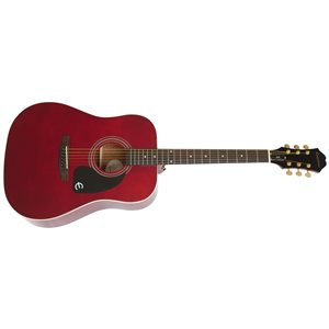 EPIPHONE - DR-100 Special Edition - Wine Red