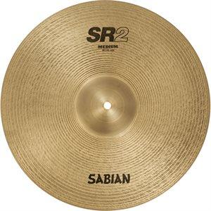 """SABIAN - SR2 Medium Cymbal - 16"""""""