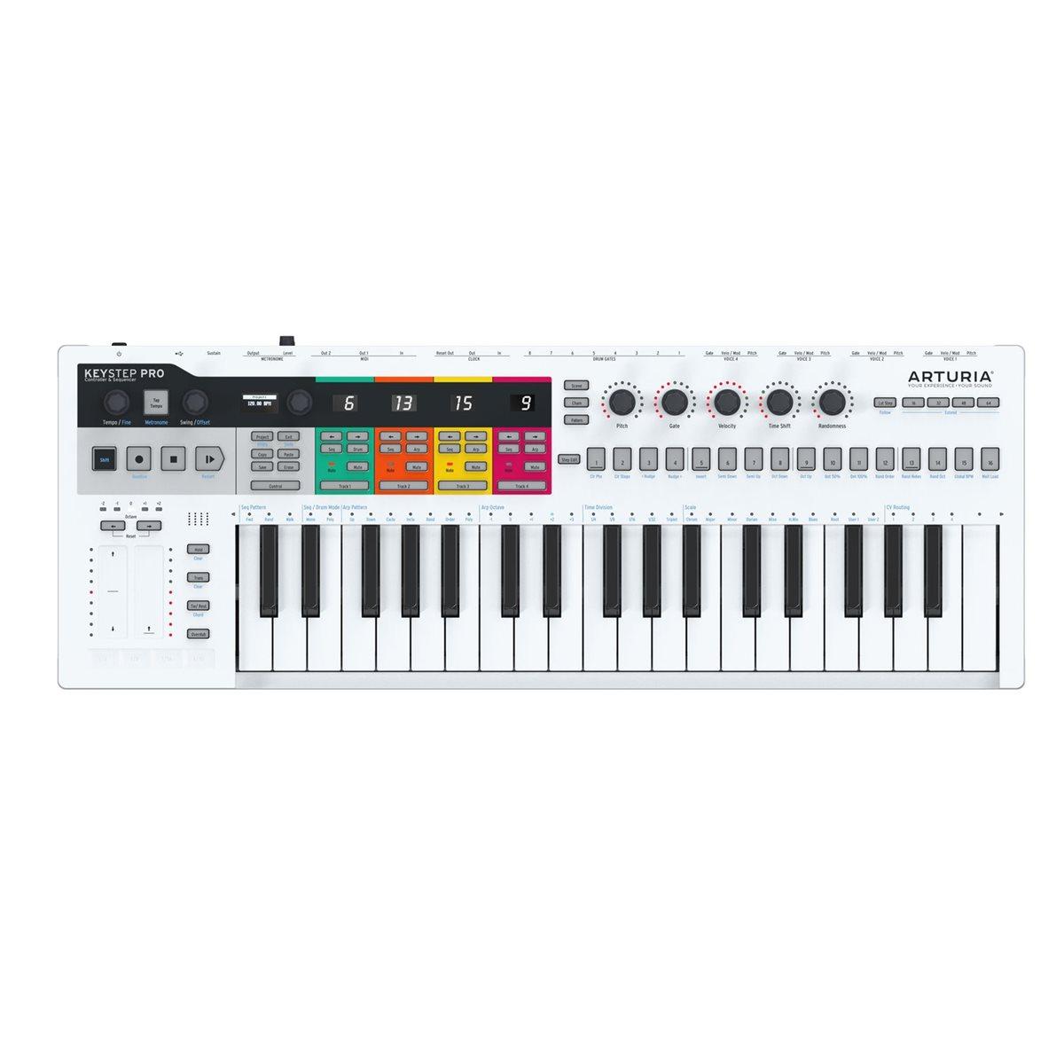 ARTURIA - KeyStep Pro Sequencer / Controller - 37 KEYS