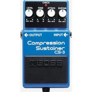 BOSS - CS-3 - Compression Sustainer