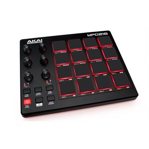 AKAI - MPD218 - Highly Playable Pad Controller