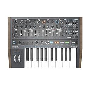 ARTURIA - Minibrute 2 - 25 Key Mono Synthesizer