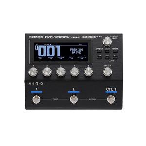 BOSS - GT-1000 CORE - GUITARE EFFECT PROCESSOR