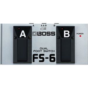 BOSS - FS6 - Dual Footswitch