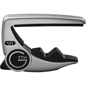 G7th - G7P3-SL - Performance 3 ART Capo - argent