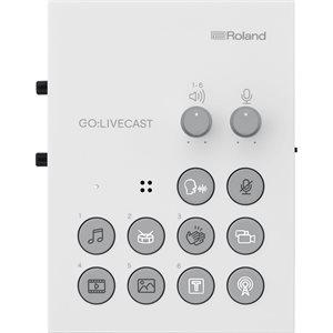 ROLAND - GO: LIVECAST - FOR SMARTPHONE