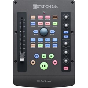 PRESONUS - ioStation 24C - USB-C - Audio Interface and Production Controller