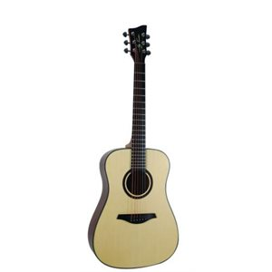 JAY TURSER - JTA52 - 1 / 2 SIZE DREADNOUGHT - SATIN FINISH - NATURAL
