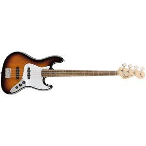 FENDER - Affinity Series Jazz Bass Laurel Fretboard - Brown Sunburst