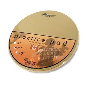 LOS CABOS - Practice Pad - 8''