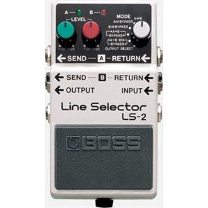 BOSS - LS-2 - Line Selector