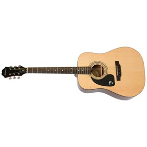 EPIPHONE - DR-100 - LEFT HANDED - NATURAL
