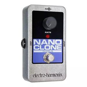 EHX - NANOCLONE - Nano Clone Chorus Effects Pedal