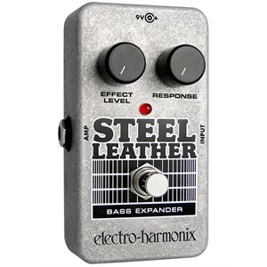 EHX - STEELLEATHER - Steel Leather Attack Expander for Bass