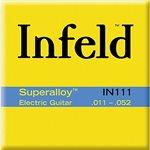 INFIELD - IN111 - electric guitar strings - 11-52