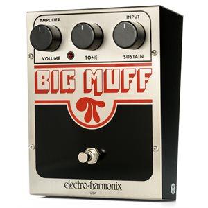 EHX - NANO BM - Big Muff Pi Distortion & Sustainer