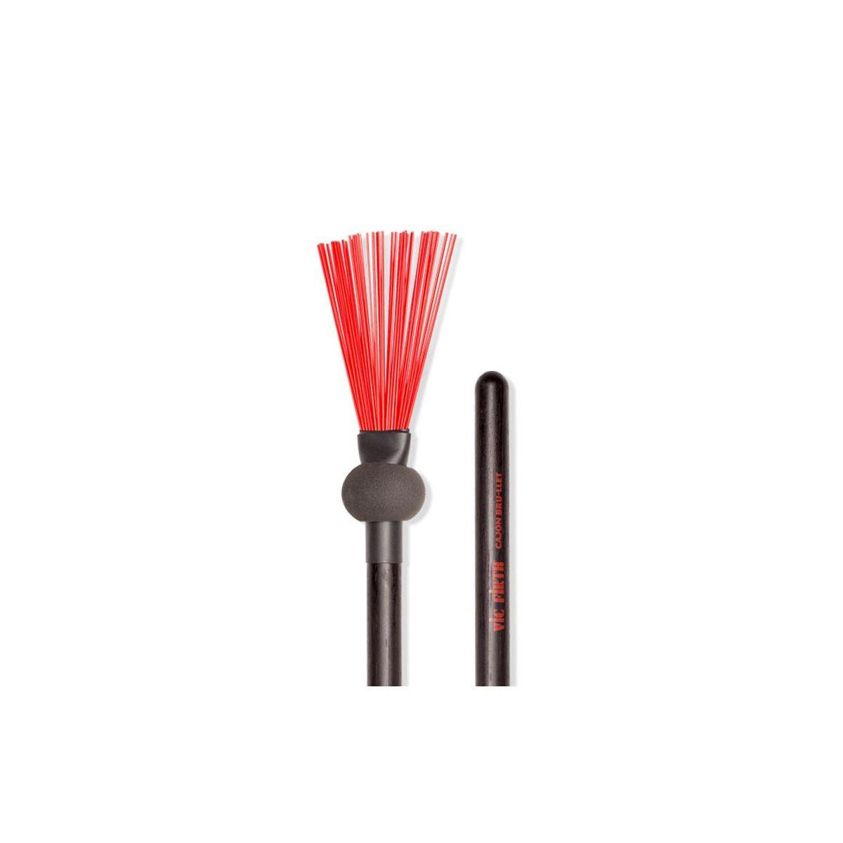 VIC FIRTH - CB1 - CAJON BRU-LLET - brush / mallet