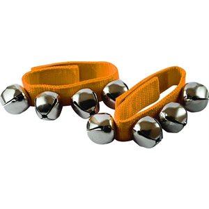 MANO - MP-WBL-YW - Wrist Bells (pair) - yellow